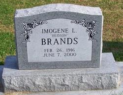 Imogene L <I>Hudson</I> Brands