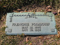 """Louis Leonce """"Frenchie"""" Poimbouef"""