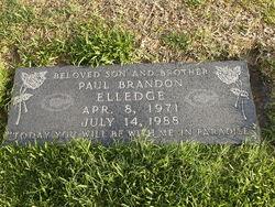 Paul Brandon Elledge
