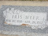 Iris Hyer