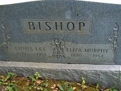 """Anna Eliza """"Lizzie"""" <I>Murphy</I> Bishop"""