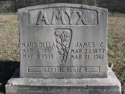 Maud Della <I>Gibbons</I> Amyx