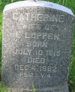 Catherine <I>Smith</I> Luppen