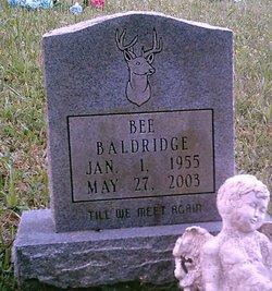Bee Baldridge (1955-2003) - Find A Grave Memorial