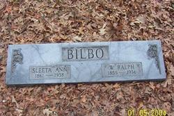 Sleeta Ann <I>Flurry</I> Bilbo