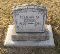 Beulah Mae <I>Wright</I> Posson