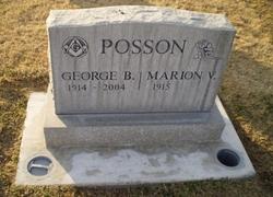 George B Posson