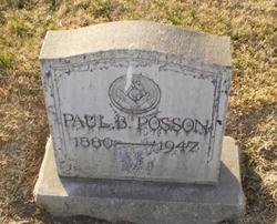 Paul B Posson