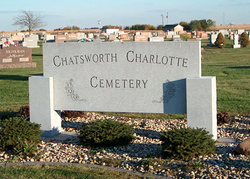 Chatsworth-Charlotte Cemetery