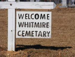 Whitmire Methodist Church Cemetery