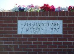 Madison Square Cemetery