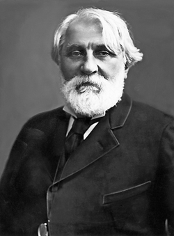 Image result for ivan turgenev