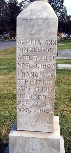 Mildred Elizabeth Singleton