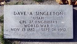 Dave Albert Singleton