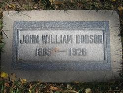 John William Dobson