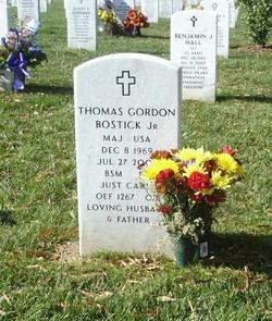 Thomas Gordon Bostick, Jr