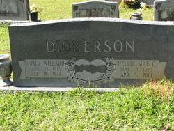 Nellie Mae <I>Oneil</I> Dickerson