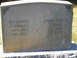 Rev Daniel Alvin Binkley