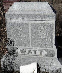 John Green Watt