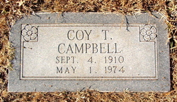 Coy Thomas Campbell