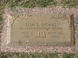 """Lon Lee """"Lonnie"""" Dobbs"""