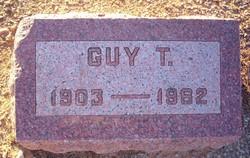 Guy T Cansler