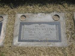 Elizabeth <I>Welk</I> Willems