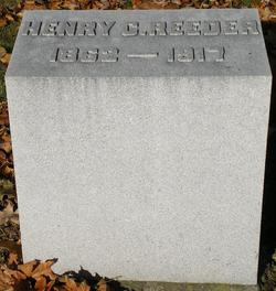 Henry Calvin Reeder
