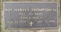 Roy Harvey Thompson, Sr