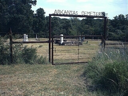 Arkansas Cemetery