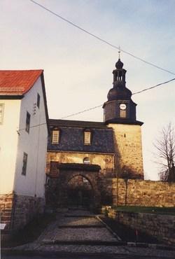 Hohenfelden Evangelical Lutheran Cemetery