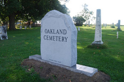Oakland Cemetery