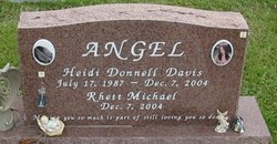 Heidi Donnell <I>Davis</I> Angel