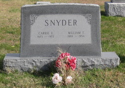 Carrie E. Snyder