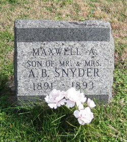 Maxwell A Snyder