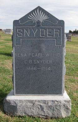 Rena Pearl Snyder