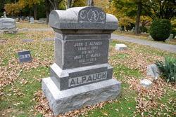 Mary E. <I>Mapes</I> Alpaugh