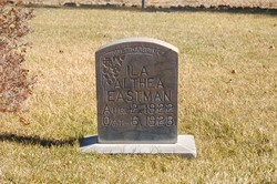 Ila Althea Eastman