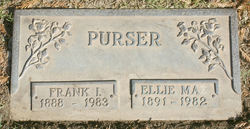 Ellie Mae <I>Bankston</I> Purser