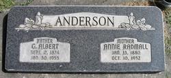 Gustav Albert Anderson