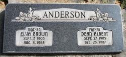 Elva Brown Anderson