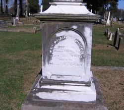 Ann Maria <I>Davis</I> Richardson
