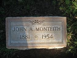 John A Monteith