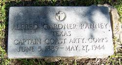 Alfred Gardner Ranney