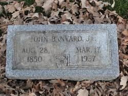 John Banvard, Jr