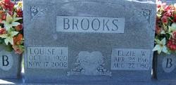 Elzie Wilson Brooks