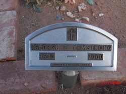 George Fred Armstrong, Sr