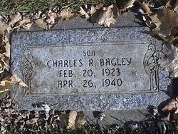 Charles Robert Bagley