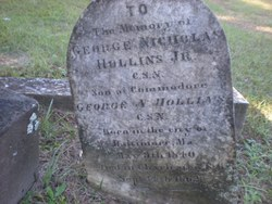 Ens George Nicholas Hollins, Jr