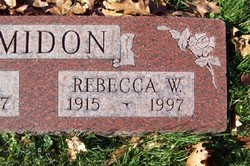 Rebecca W Amidon